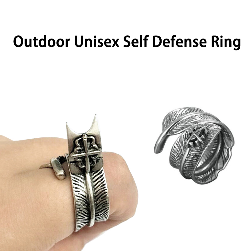 Self Defense Ring A Cut Above Knife
